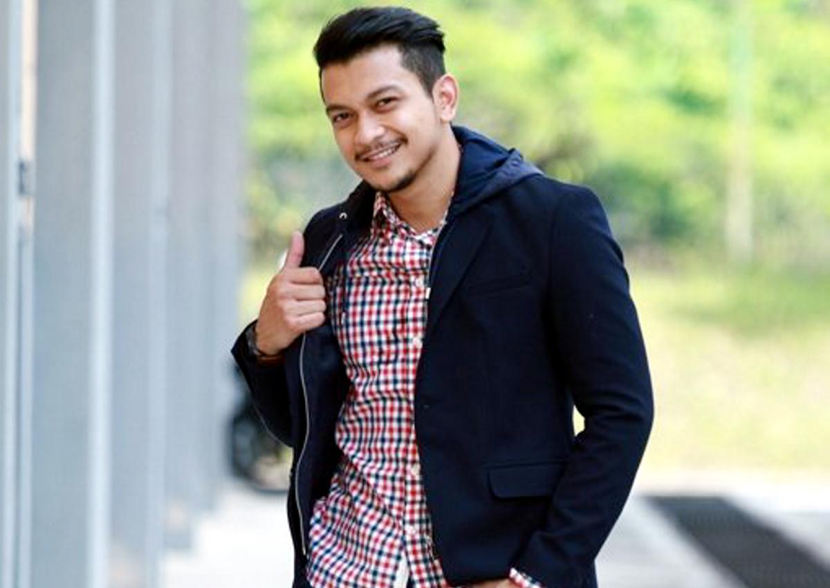 Shukri Yahaya, Malaysian actor.