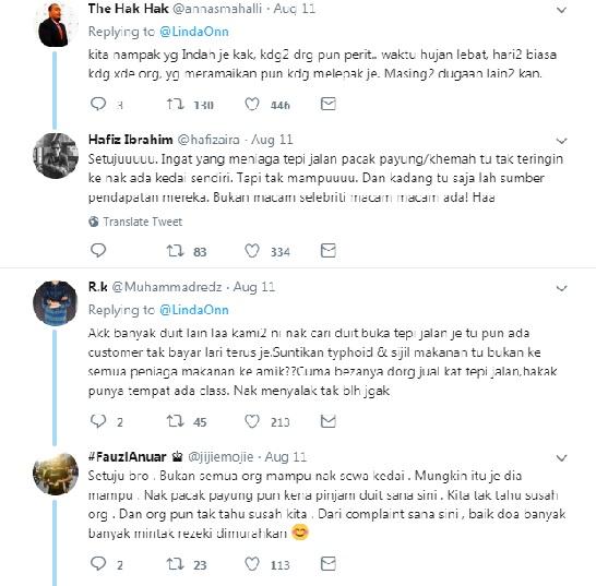 respon netizen